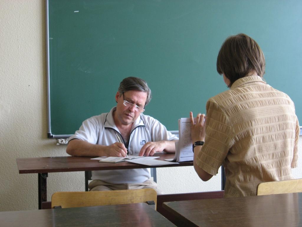 Причины плохой оценки в университете