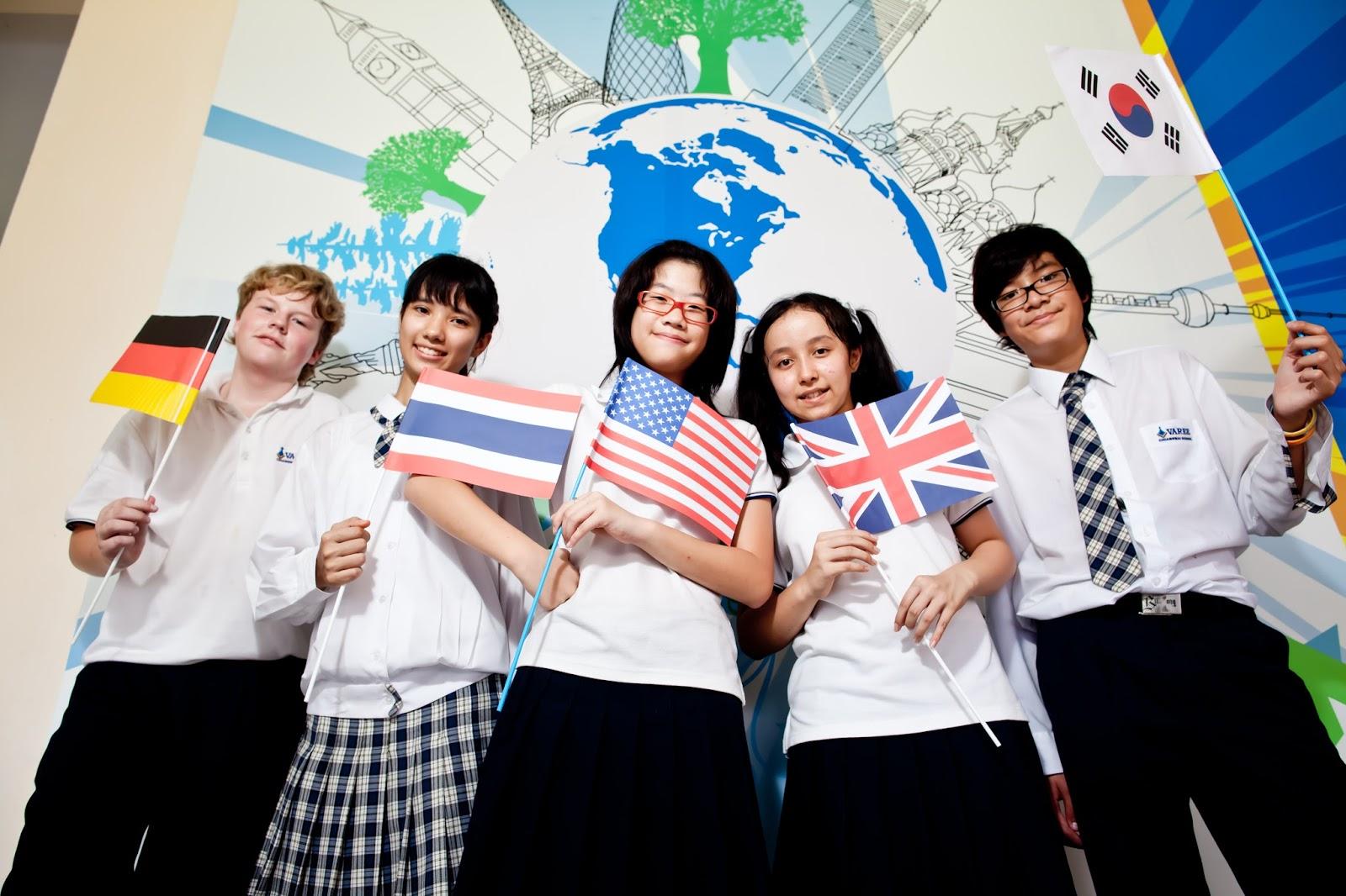 образование в другой стране