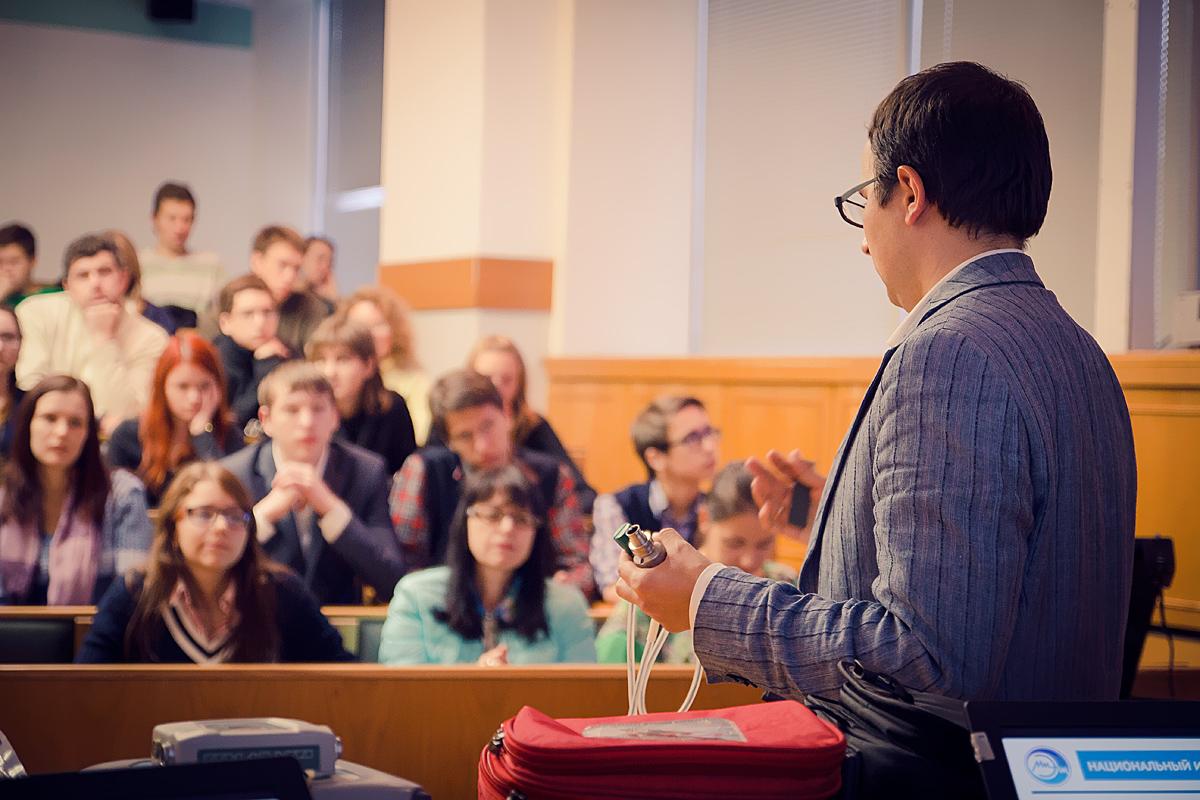 Что такое лекция