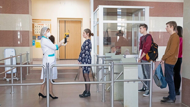 Опасность коронавируса для студентов