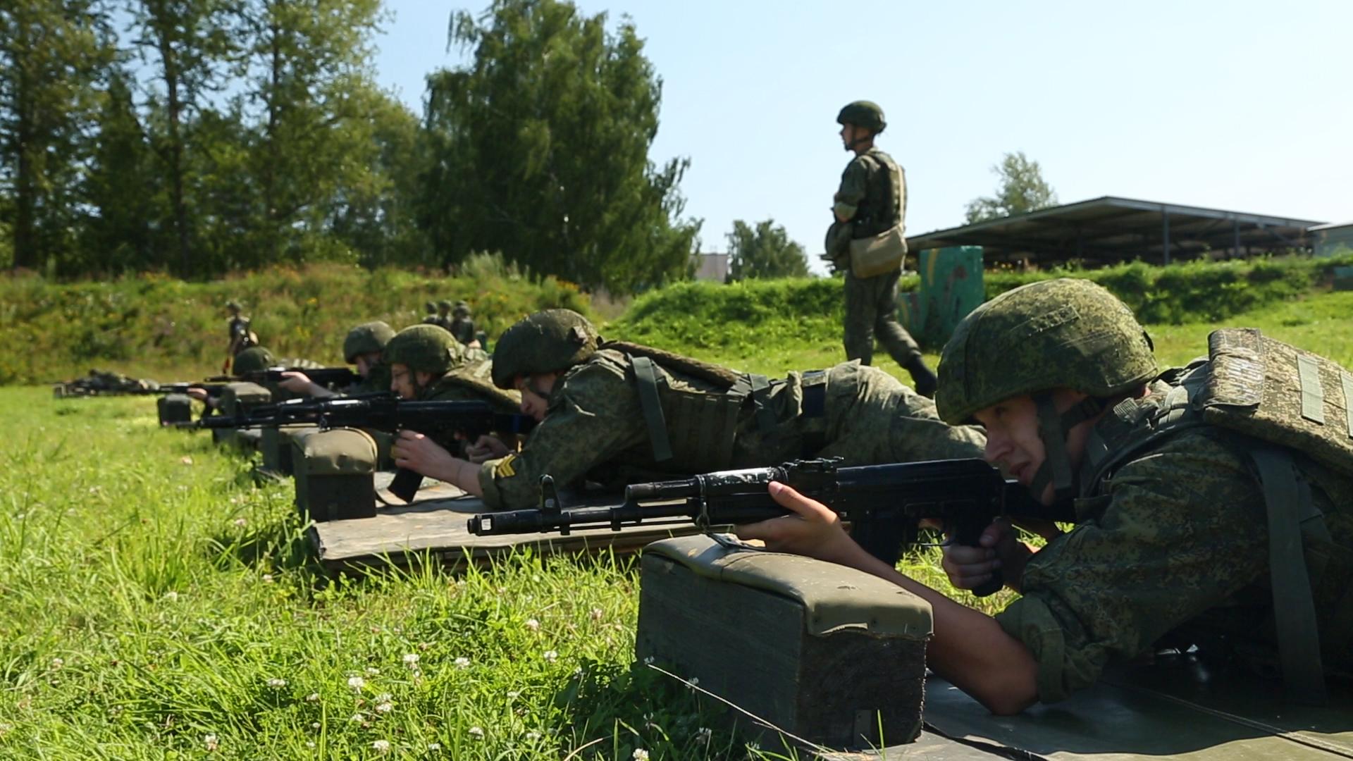 Как учиться на военной кафедре
