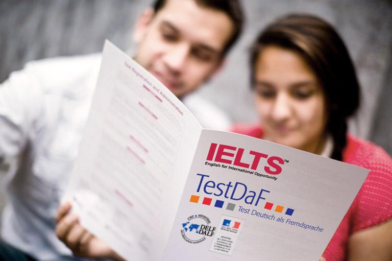 IELTS или TOEFL сравнение