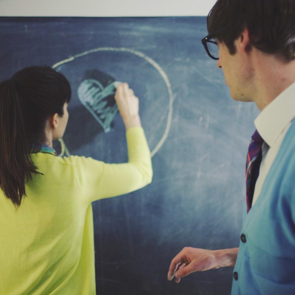 когда влюбилась в преподавателя