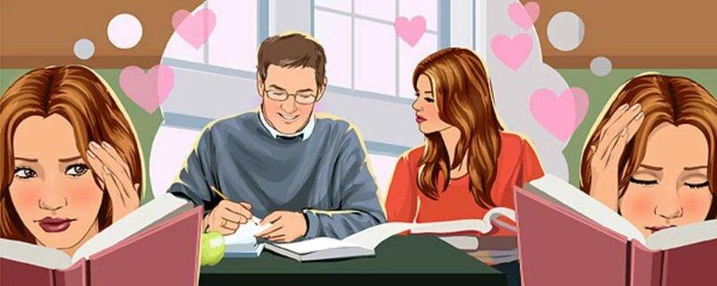 Стоит ли признаваться, что влюбилась в преподавателя