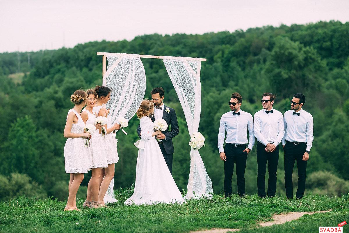 Где проводить студенческую свадьбу
