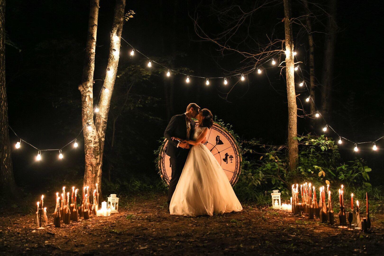 свадьба студентов