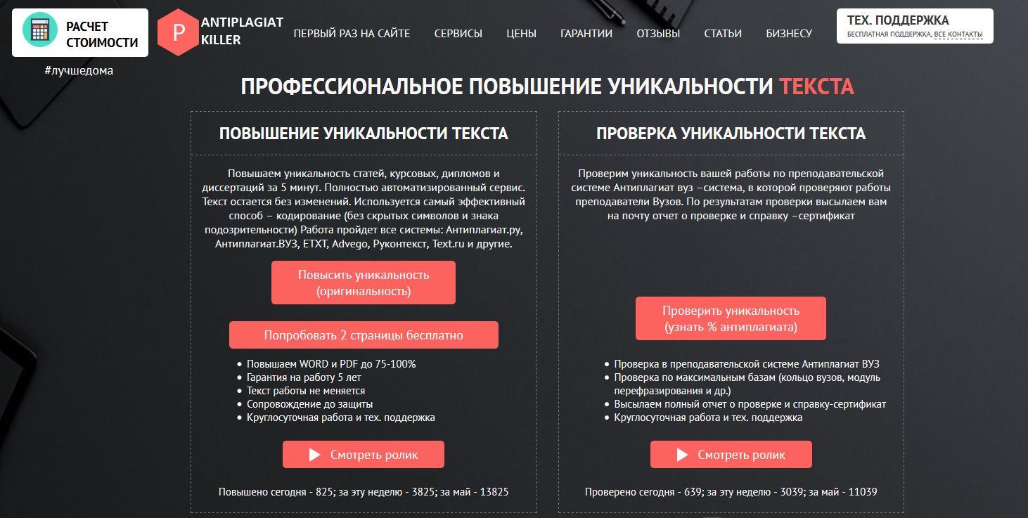 Проверить оригинальность текста онлайн